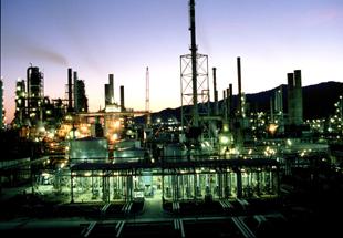La Raffineria Saras di Sarroch