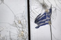 La BCE dichiara che ormai sia possibile la bancarotta per la Grecia