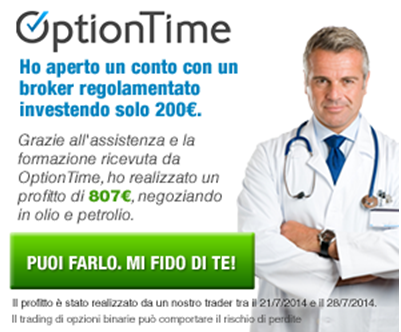 assistenza optiontime