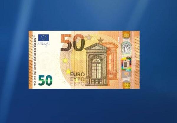 0b41f62b6d ... banconota da 50 euro: essa entrerà in circolazione in quella specifica  data in tutti gli stati membri dell'Unione Europea. La nuova cartamoneta è  stata ...