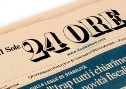 Confindustria pronta a ridurre quota in Sole24Ore