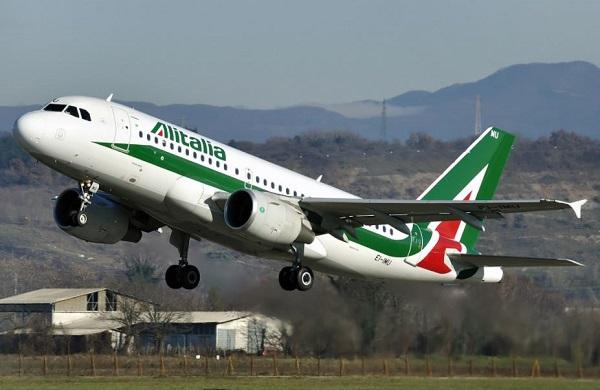 Alitalia: persi 200 milioni nei primi due mesi del 2017