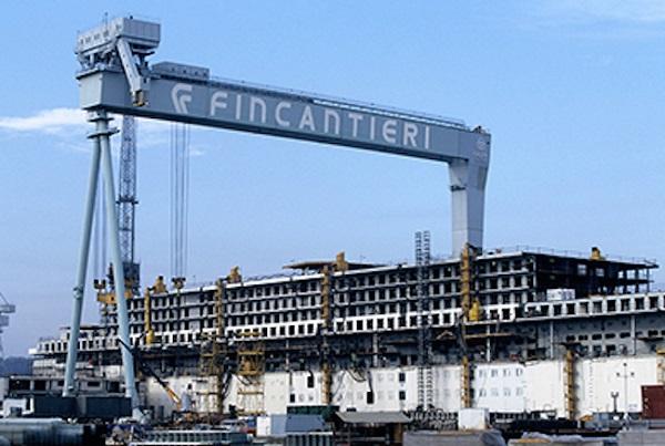Fincantieri, Calenda: Non arretriamo di un millimetro, non accettiamo il 50%