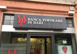 Banca Popolare di Bari: operiamo nel rispetto delle norme vigenti