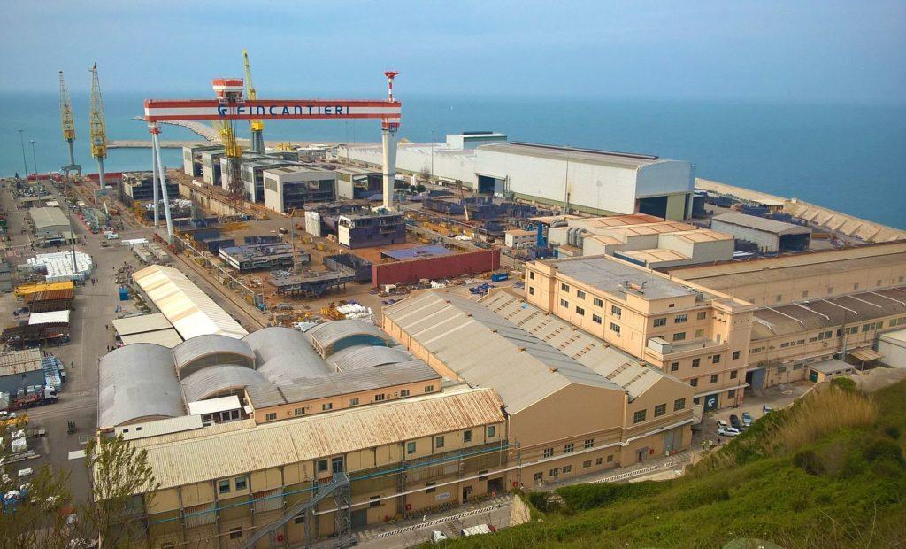 Fincantieri l'eccellenza italiana a supporto del comparto crocieristico cinese