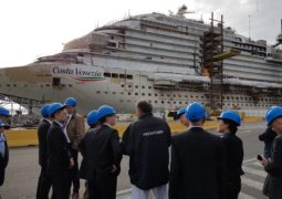 Fincantieri Costa Venezia nave da crociera