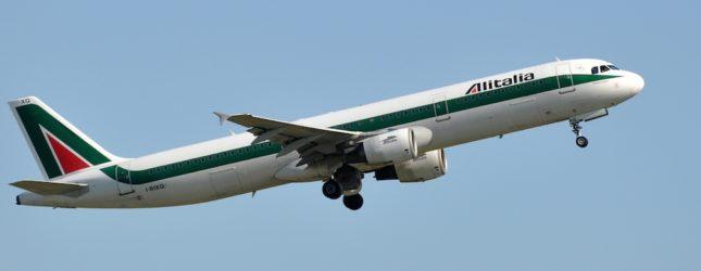 Delta Air Lines Alitalia Ferrovie dello Stato