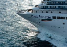 Fincantieri nave Cina Costa Venezia