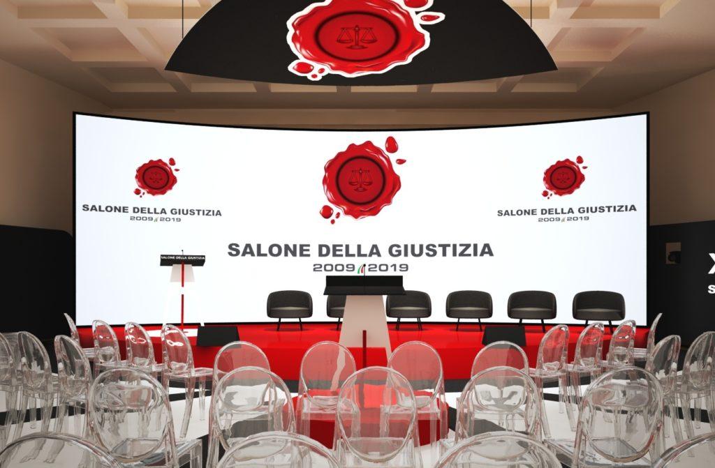 Roma Salone della Giustizia lavoro antisemitismo donne sicurezza