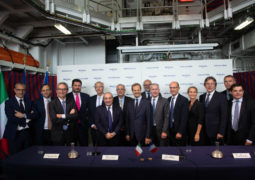 Fincantieri Naval Group accordo industria navale europea competitiva