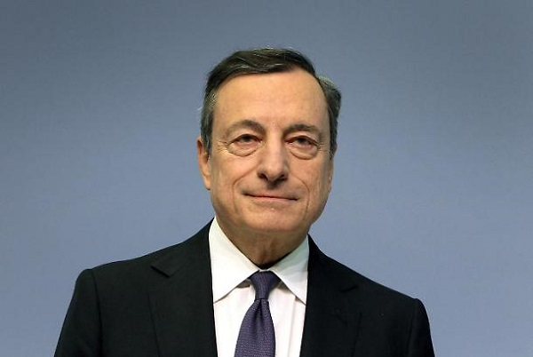 mario draghi e quantitative easing