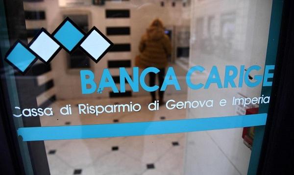 banca carige salvataggio a rischio