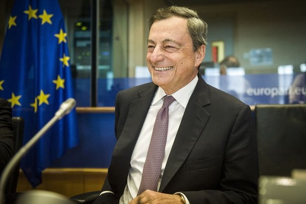 mario draghi e la politica monetaria
