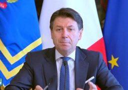 conte presenta decreto cura italia