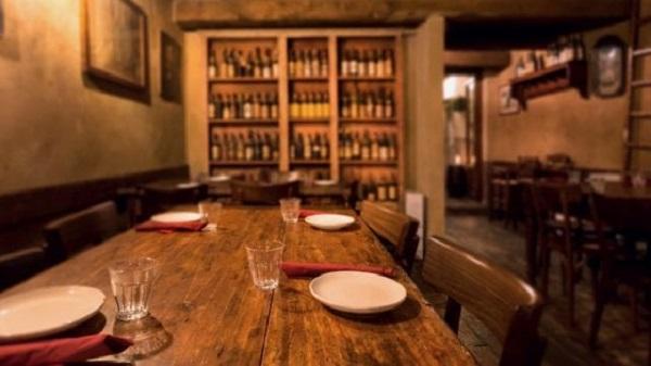 ristoranti in crisi per coronavirus