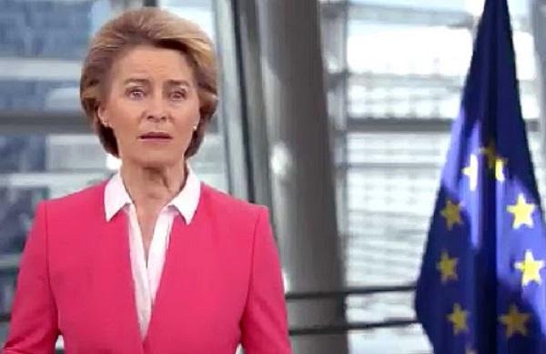 presidente commisione europea chiede scusa italia