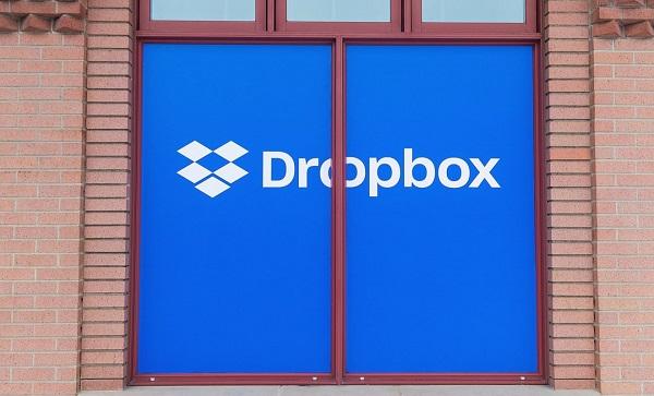 dropbox problemi dati utenti